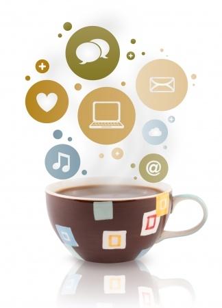 Social Media cup of tea!